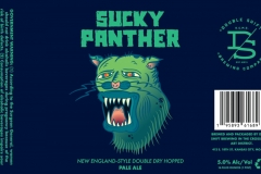 Double Shift Brewing Company - Sucky Panther