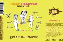 Hoof Hearted Brewing - Crossing Swords
