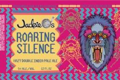 Jackie O's - Roaring Silence