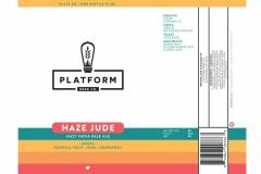 Platform Beer Co - Haze Jude