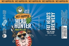 Fat Head's Brewery - Wet-hopped Head Hunter India Pale Ale