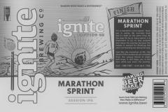 Ignite Brewing Company - Marathon Sprint