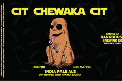 Dankhouse Brewing Co - Cit Chewaka Cit