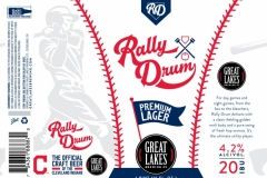 Great Lakes Brewing Co - Rally Drum