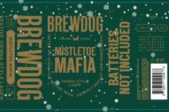 Brewdog - Mistletoe Mafia