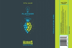 Platform Beer Co. - Hubris