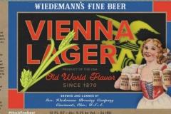 Geo. Wiedemann Brewing Company - Vienna Lager