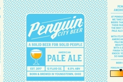 Penguin City Brewing Company - American Pale Ale
