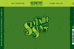 Seventh Son Brewing Co - Scientist