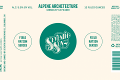 Seventh Son Brewing Co - Alpine Architecture