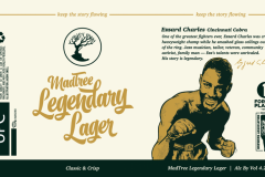 Madtree Brewing Company - Madtree Legendary Lager