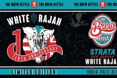 The Brew Kettle - Strata Dry Hopped White Rajah