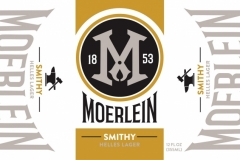 Christian Moerlein Brewing Co. - Smithy Helles Lager