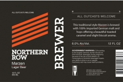 Northern Row - Brewer