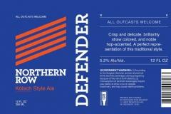Northern Row - Defender
