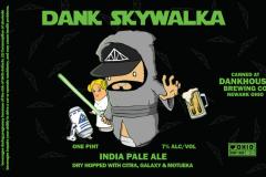 Dankhouse Brewing Co - Dank Skywalka