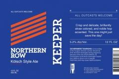 Northern Row - Keeper