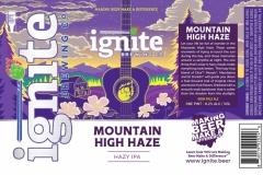 Ignite Brewing Company - Mountain High Haze