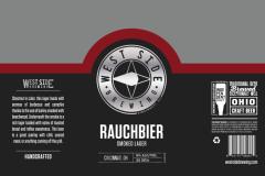 West Side Brewing - Rauchbier