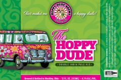 The Hoppy Dude - Double India Pale Ale