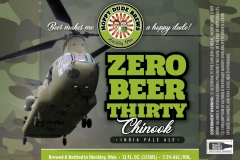 Zero Beer Thirty - Chinook India Pale Ale