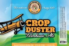 Crop Duster - Farmhouse Ale