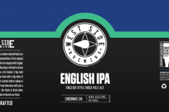 West Side Brewing - English Ipa