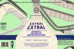 Masthead Brewing Co. - Extra! Extra!