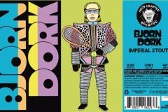 Hoof Hearted Brewing - Bjorn Dork