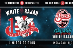 The Brew Kettle - Galaxy Dry Hopped White Rajah