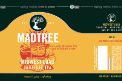 Madtree Brewing Company - Midwest Luau