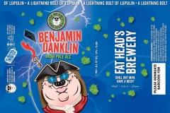Fat Head's Brewery - Banjamin Danklin India Pale Ale