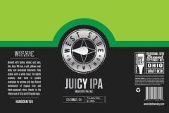 West Side Brewing - Juicy Ipa