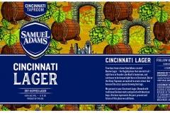 Samuel Adams - Cincinnati Lager