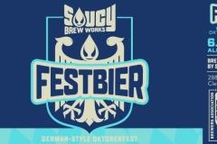 Saucy Brew Works - Festbier