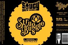 Saucy Brew Works - Struggle Bus