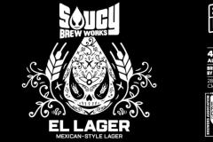 Saucy Brew Works - El Lager