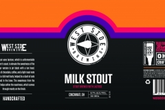 West Side Brewing - Milke Stout