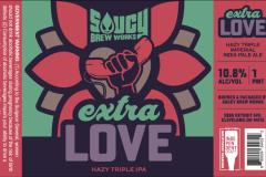Saucy Brew Works - Extra Love