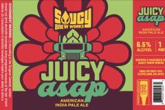 Saucy Brew Works - Juicy Asap