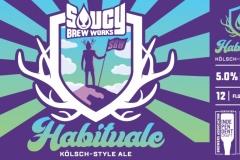 Saucy Brew Works - Habituale