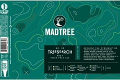 Madtree Brewing Company - Treesearch No. 5
