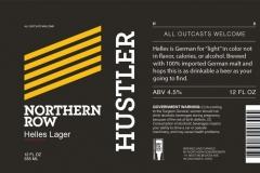 Northern Row - Hustler