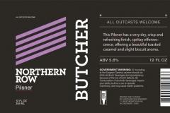 Northern Row - Butcher