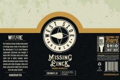 West Side Brewing - Missing Linck
