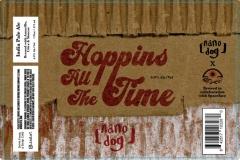Nanodog - Hoppins All The Time