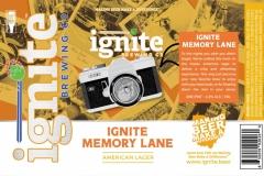 Ignite Brewing Company - Ignite Memory Lane
