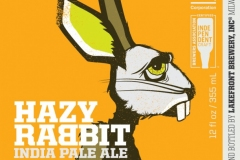 Lakefront Brewery - Hazy Rabbit India Pale Ale