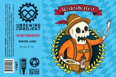 The Brewing Projekt - Wisktoberfest