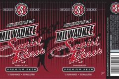 Copper Mountain Beverage Company - Milwaukee Special Reserve